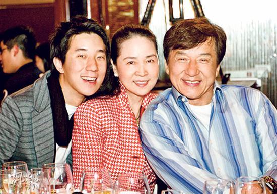 成龙表示对太太林凤娇愈来愈尊重