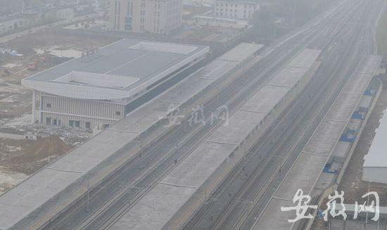 站房主体工程已完工