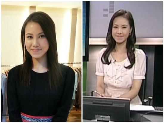 34岁香港女主播梁静雯