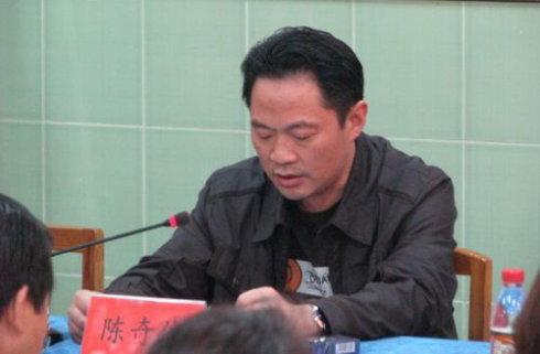襄阳市襄城区副区长陈奇伟