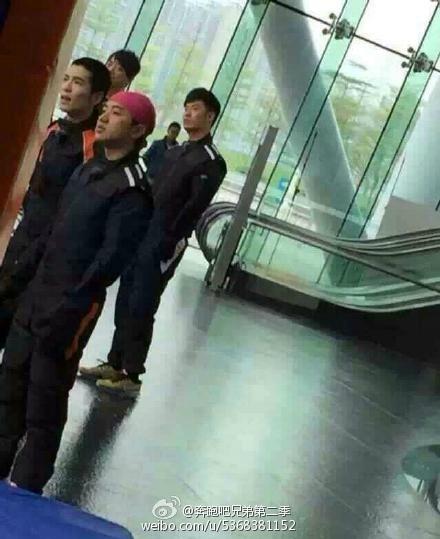 《跑男2》廣州拍攝 姚晨蕭敬騰信加盟(圖)