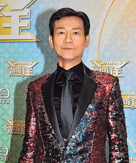 郑少秋笑指有网民将《大时代》的丁蟹剧照放上网是好事,因为时不时就有人记得他。