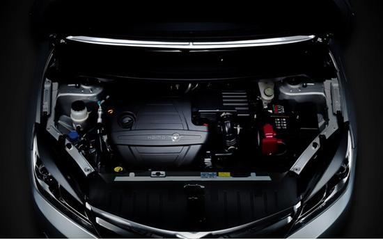 2015款海马M3发动机-女神青春助力 2015款海马M3乐活登场高清图片