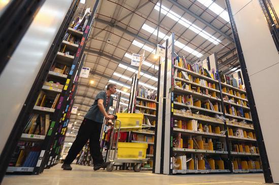 亚马逊与出版商HarperCollins结束定价纠纷