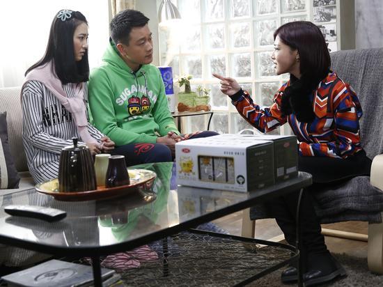 佟大为、邓家佳、王丽坤