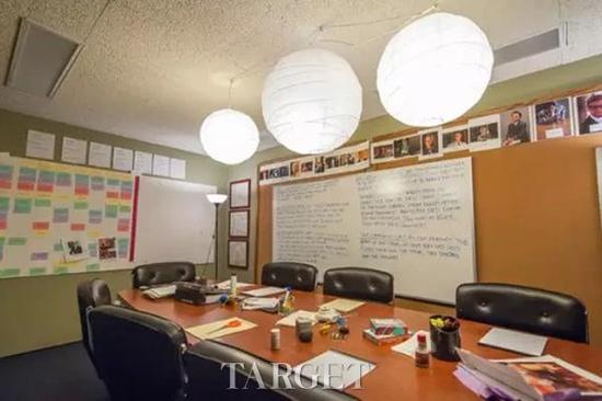 美剧《广告狂人》中的场景设计|办公室|广告狂人