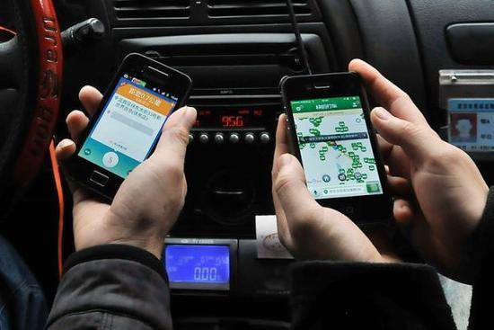 专车司机平均月收入超万元