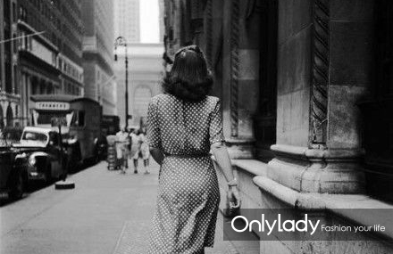 百年前的服装时尚 女人们都在穿什么