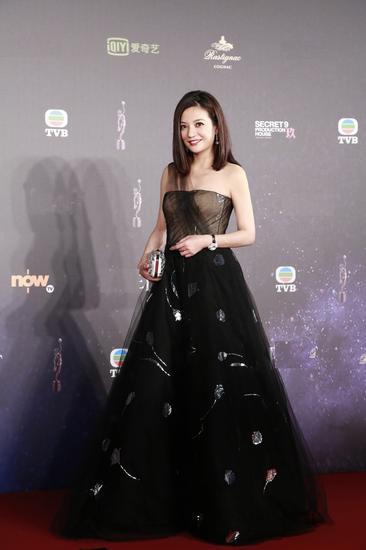 【新时尚】有明星的红毯上一定少不了最抢镜的奢华表
