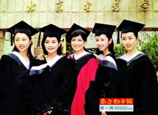 赵薇的大学同学们将在新剧中集合,假戏真做.-虎妈猫爸 将播 赵薇96