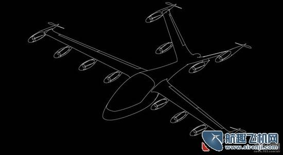 导语:美国造新一代炫酷多旋翼飞机。图中展示的是飞机垂直起飞时,旋翼从垂直于地面打开到水平闭合全过程。飞机每个机翼带有四个旋翼,每个尾翼挂两个旋翼,总共12个旋翼。所有旋翼完全打开时,似鲜花绽放。(文章来源:航趣飞机网)   美国新一代电动多旋翼飞机 美国新一代电动多旋翼飞机