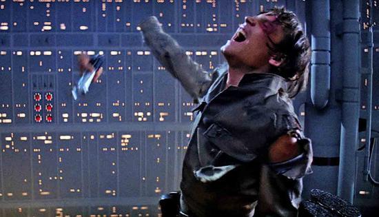 《星球大战》卢克断手