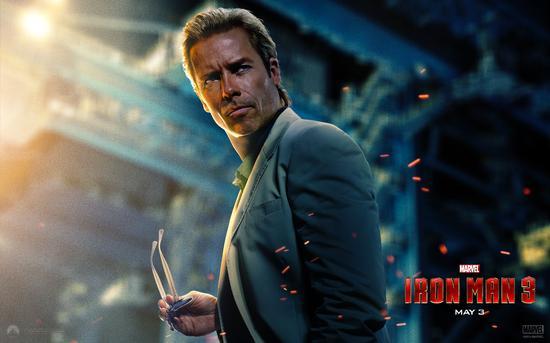 这群漫威全球的杨过们:《钢铁侠3》的基连