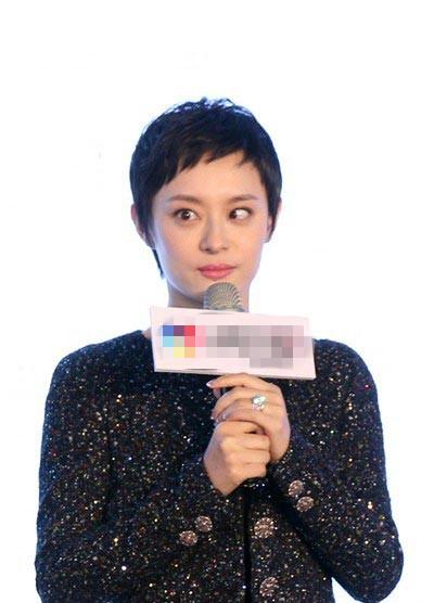 孙俪斗鸡眼株洲打保龄球图片