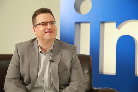 LinkedIn联合创始人兼执行董事长里德·霍夫曼