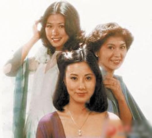 """和汪明荃等并称TVB""""四大旦角"""""""