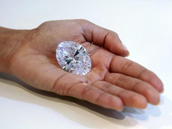 """Perfect"" Diamond"