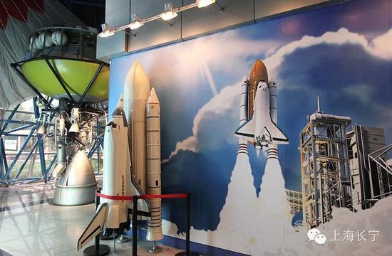 环保小制作航天火箭