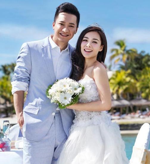 劉璇公布懷孕喜訊:和王弢既幸福又緊張