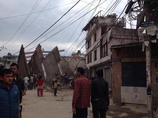 尼泊尔及西藏日喀则地震致部分通信受阻