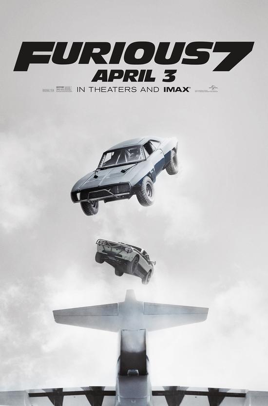 《速度与激情7》的票房飚得比超跑还快