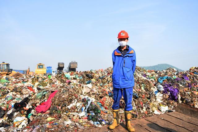 【第14期】90后大学生做垃圾填埋工