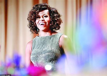 白宮舉行年度記協晚宴 奧巴馬講笑話揶揄希拉里