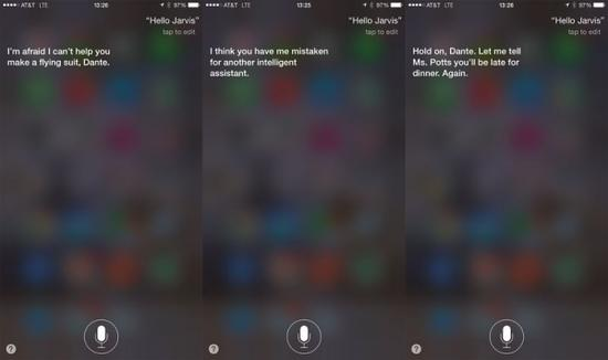 Siri的背後其實是鋼鐵俠管家JARVIS?