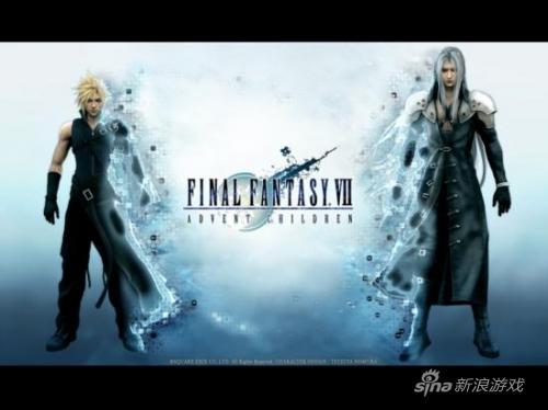 《最终幻想7:降临之子》-多元化战略情结 游戏改编动画玩家是否买账
