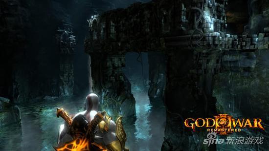 PS4高清重制版《战神3》预告片公布