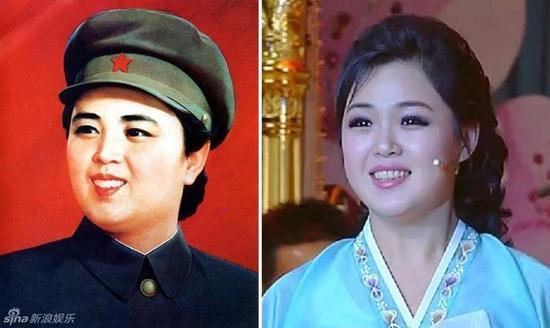 李雪主因像金正恩祖母成榜首夫人?