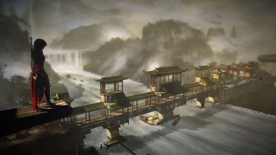 《刺客信条编年史:中国》或登陆移动平台