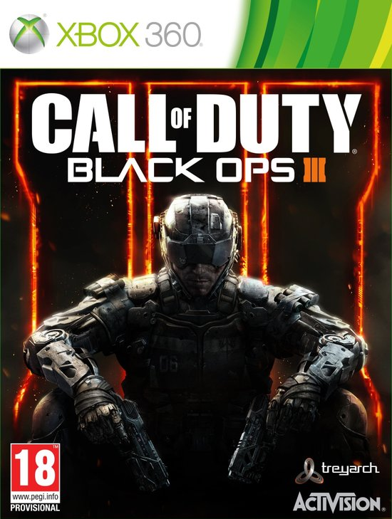 《使命召唤12:黑色行动3》Xbox 360版