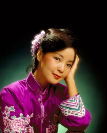 王菲鄧麗君隔空對唱《清平調》5月8日將發