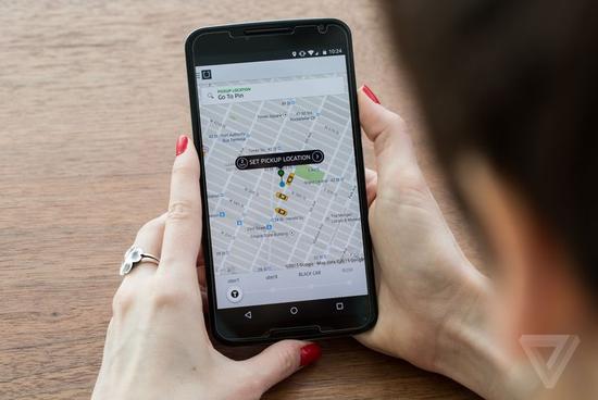 Uber计划提供奢侈品配送服务