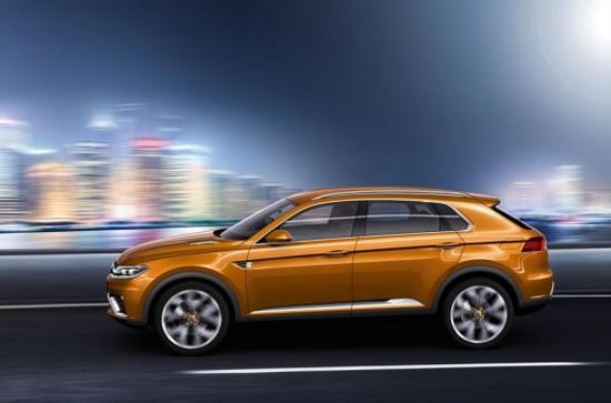 大众将为美国市场推出五款新SUV高清图片