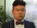岳云鹏穿西装假头套