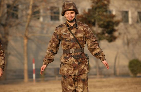 刘昊然真正男子汉3