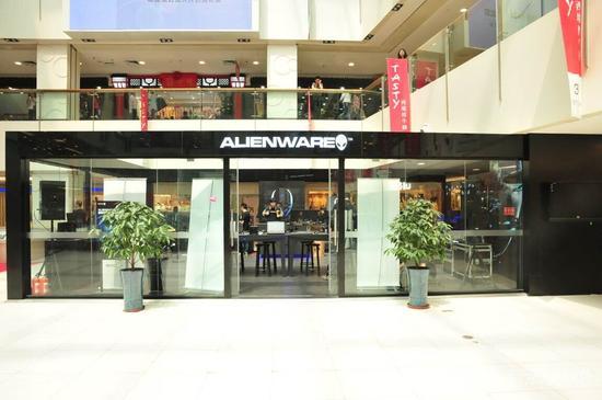 Alienware门店