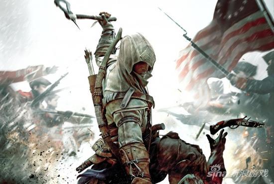 《刺客信条3》主角的经典战斧