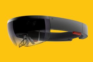 微软HoloLens眼镜价格将远高于400美元
