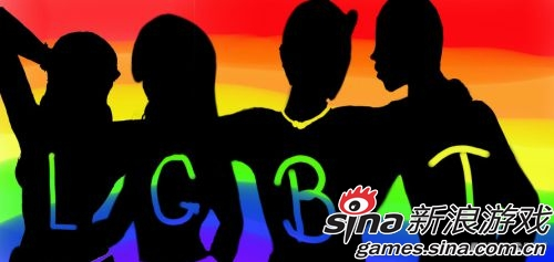题目中所使用的faggot在英语中即是lgbt(女同性恋者(lesbians),男同性