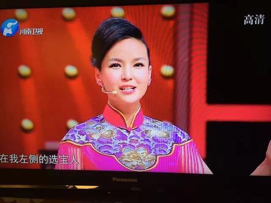 河南卫视高清电视正式开播图片