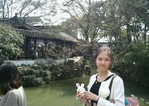 河海大学女博士小杜