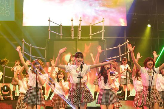 SNH48第一届总选举