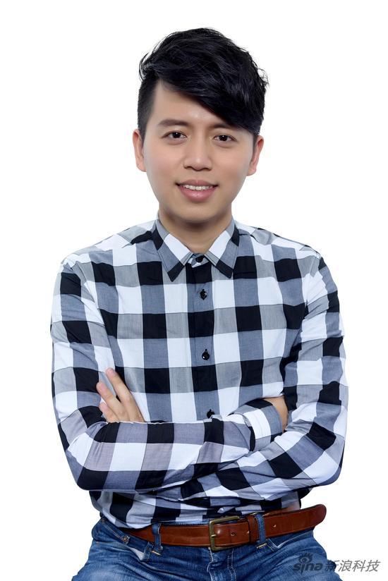 美图CEO吴欣鸿
