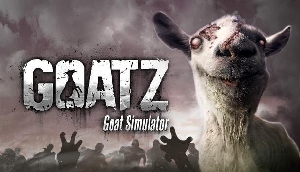 《模拟僵尸山羊》全新游戏宣传片