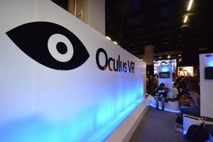Oculus消费者版虚拟现实头盔明年一季度出货