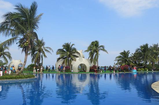 蜈支洲岛免费开放《私人订制》取景地