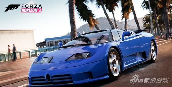 《极限竞速:地平线2》